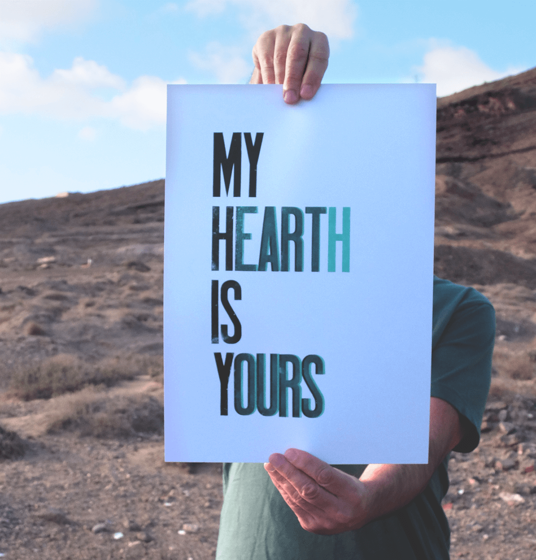 36 – Lámina – My Hearth is Yours